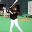 31番  小谷野選手